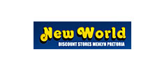 New world Discount Stores Menlyn Park